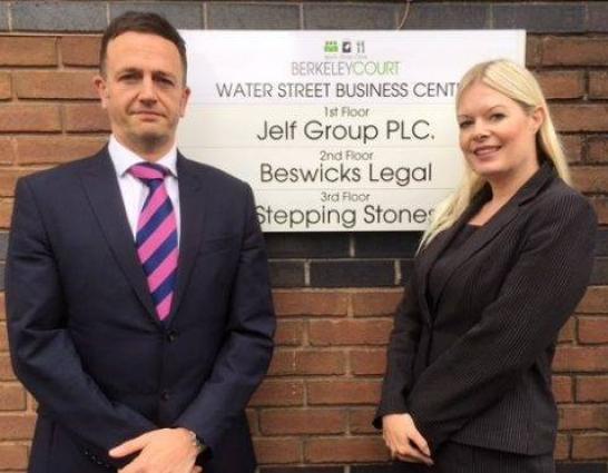 Criminal defence team moves to prime Newcastle-under-Lyme location