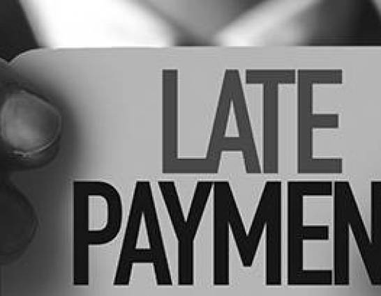 Late payers – are you one??