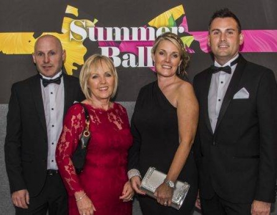 Beswicks charity ball raises almost £20,000 for Dougie Mac