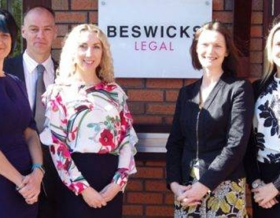 New appointments signal further growth for Beswicks