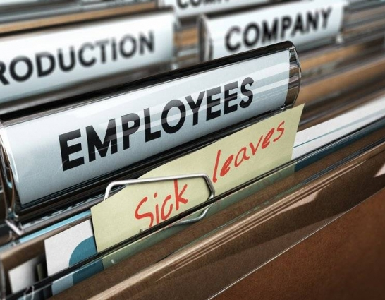 Top tips on dealing with sickness absence