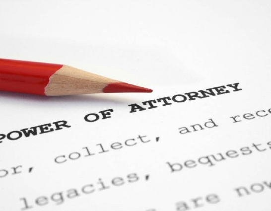 Here's how to claim your power of attorney refund