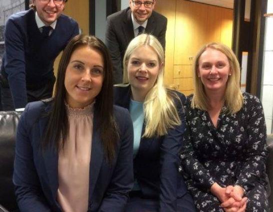 Meet the Beswicks Legal new associates