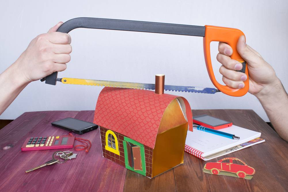 Do DIY divorces really work?