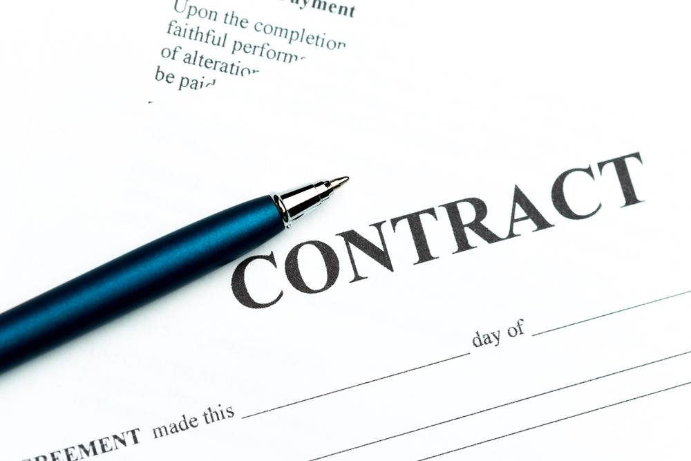 Can you orally change a written contract?