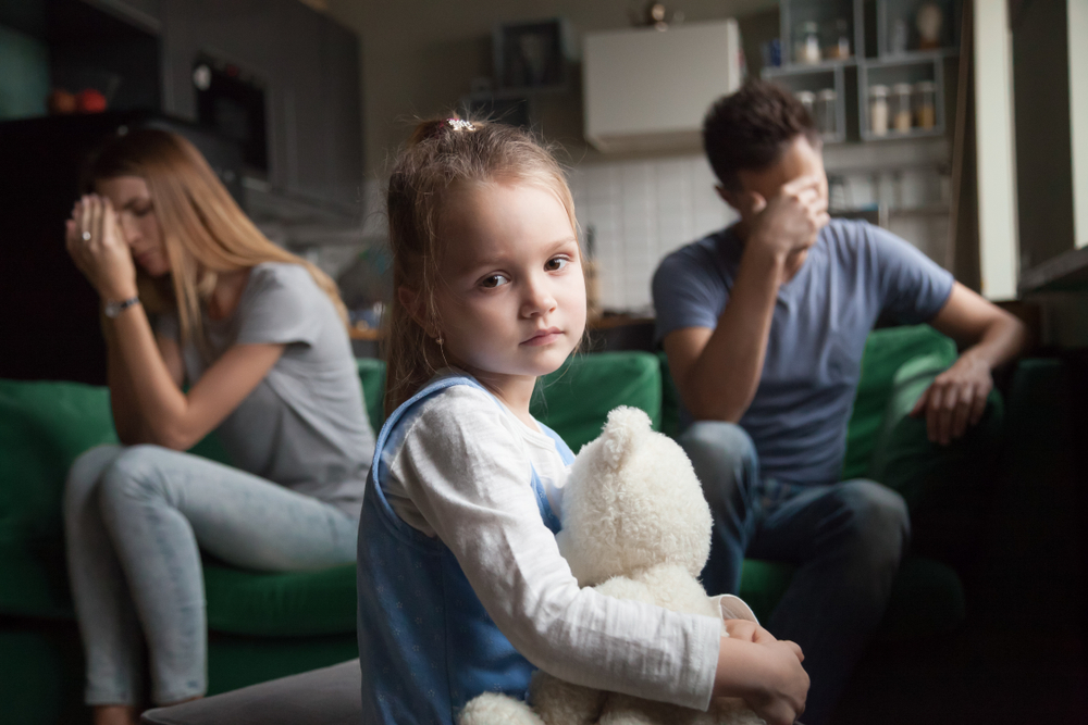 The real impact of divorce on children